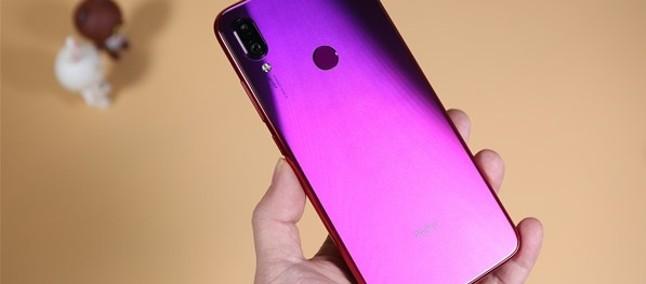 دوربین گوشی Xiaomi Redmi Note 7 Pro
