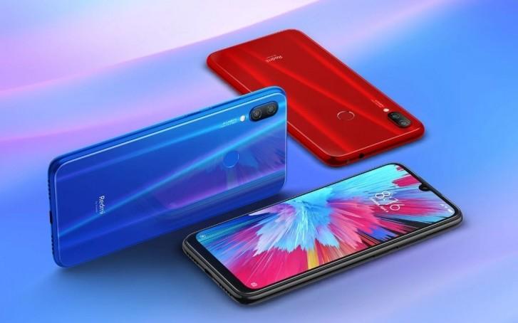 طراحی ظاهری و بدنه گوشی Xiaomi Redmi Note 7 Pro