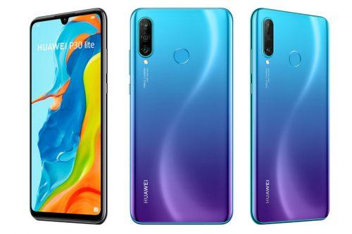 سایر امکانات و ویژگی های گوشی Huawei P30 lite