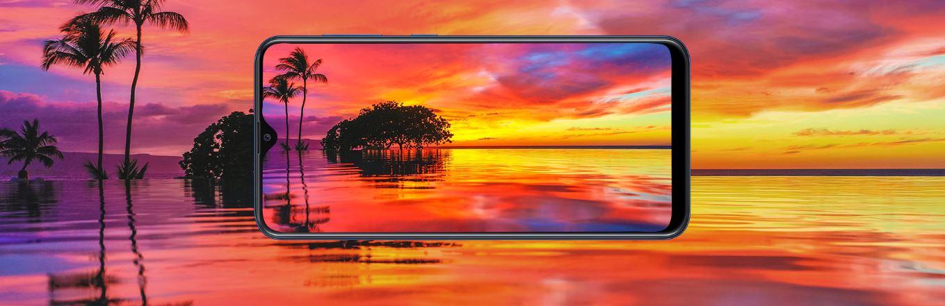 صفحه نمایش گوشی Galaxy A20