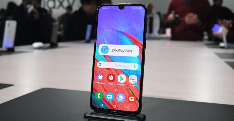 گوشی Samsung Galaxy A40