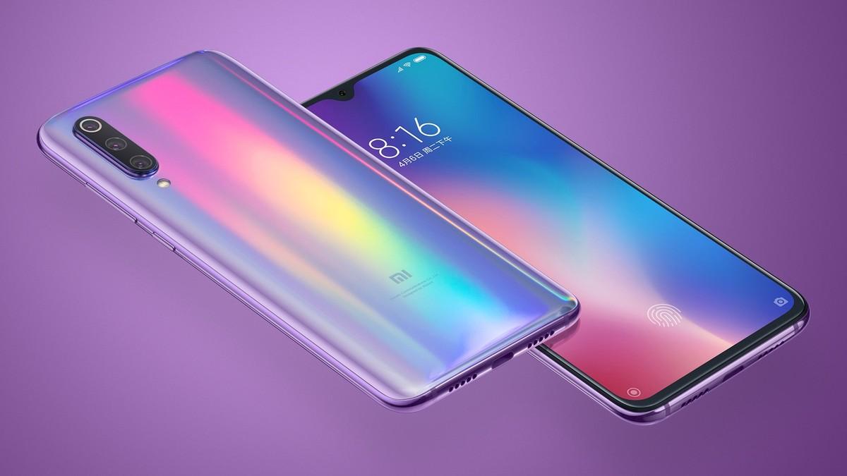 طراحی بدنه و ظاهر گوشی Xiaomi Mi 9