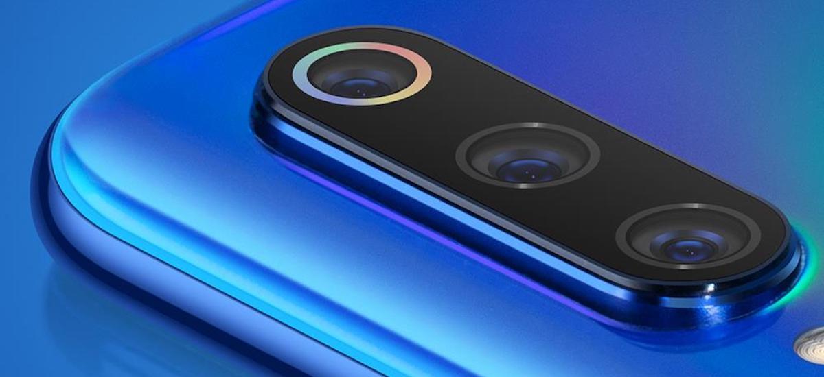 دوربین با لنزهای سه گانه گوشی Xiaomi Mi 9
