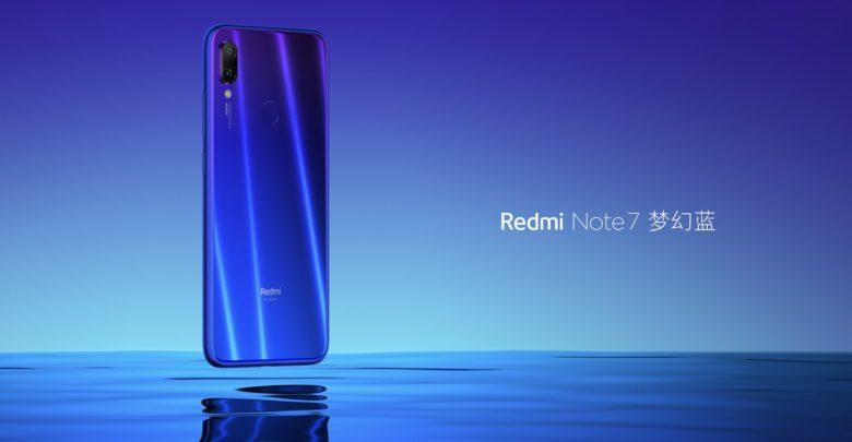 مشخصات و قیمت گوشی Xiaomi Redmi Note 7 Pro