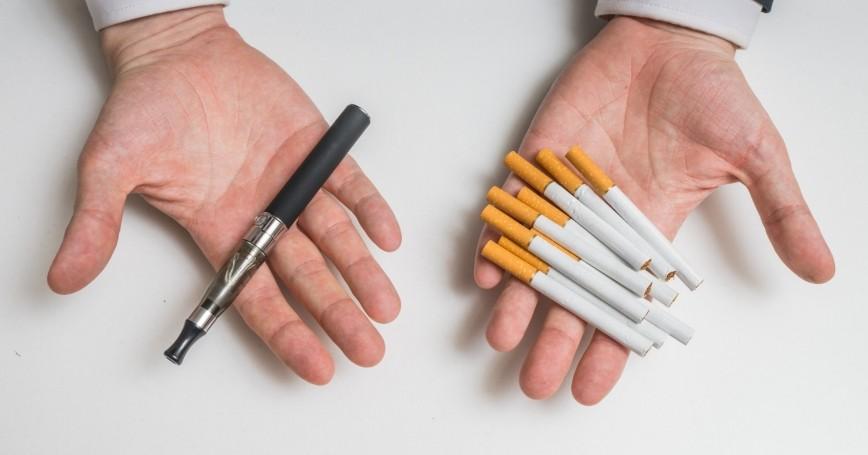 ترک سیگار با استفاده از دستگاه ویپ