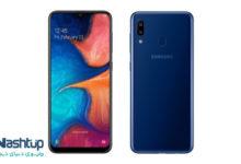 مشخصات و قیمت گوشی Samsung Galaxy A20