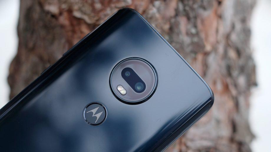 دوربین های گوشی Motorola Moto G7 Plus