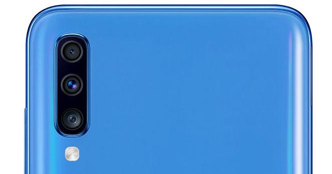 مشخصات فنی گوشی Samsung Galaxy A70