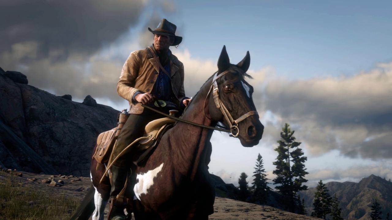 Red Dead Redemption 2 - بهترین بازی های ps4