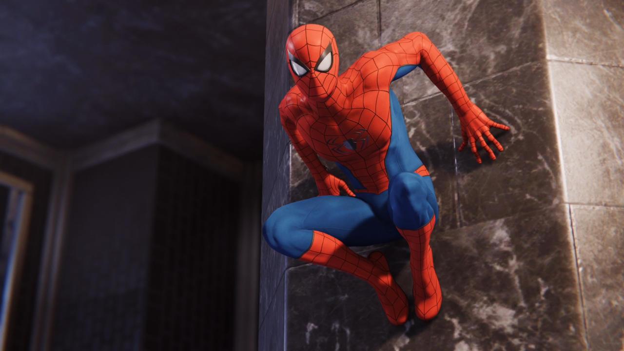 Marvel's Spider-Man - بهترین بازی های ps4