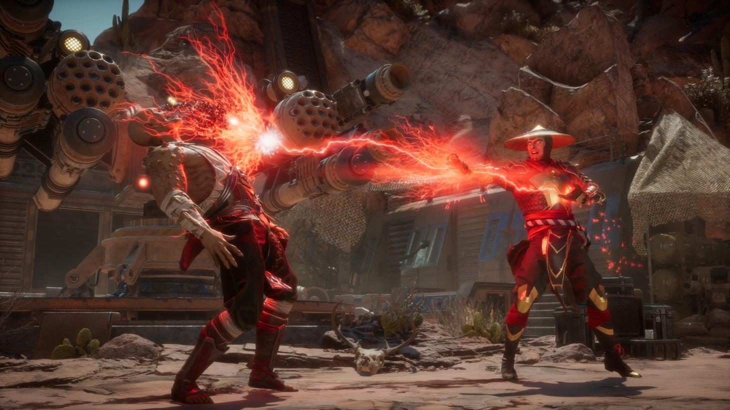 Mortal Kombat 11 - بهترین بازی های ps4