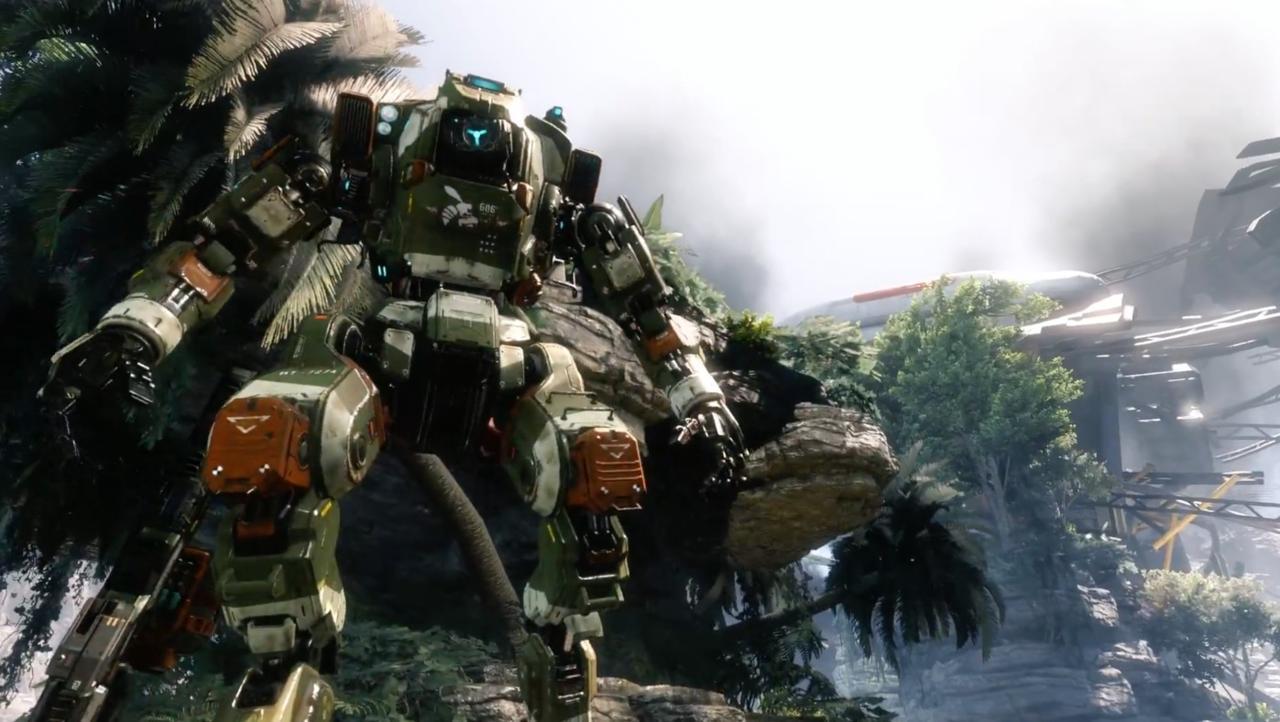 Titanfall 2 - بهترین بازی های ps4