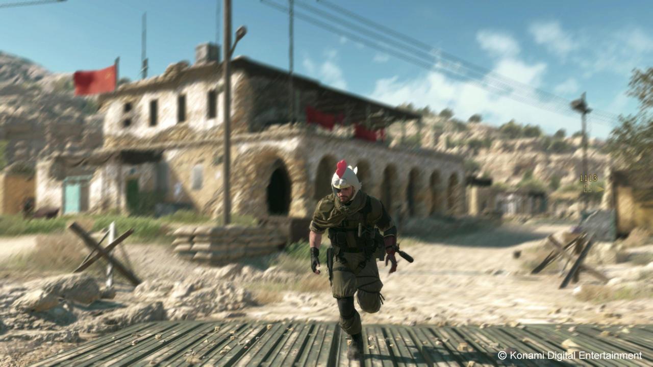 بهترین بازی های ps4 - Metal Gear Solid V