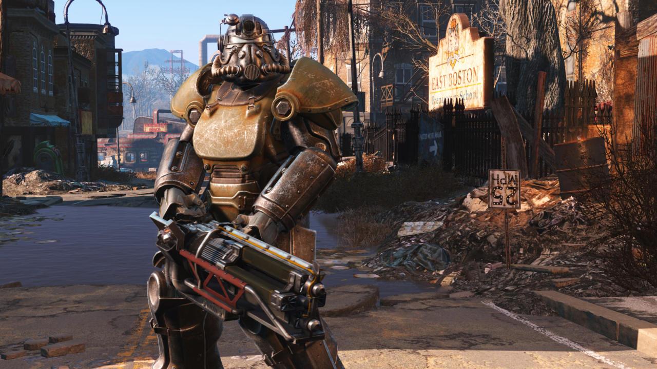 بهترین بازی های ps4 - Fallout 4