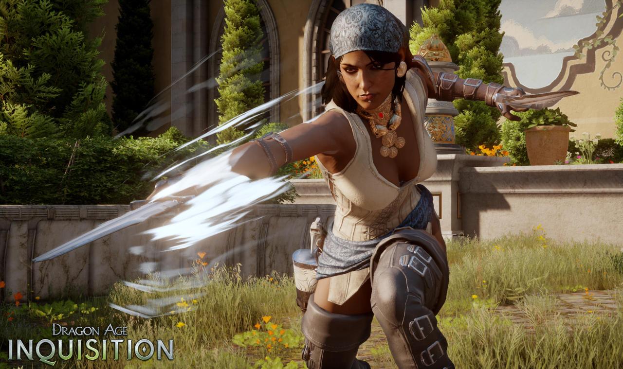 Dragon Age: Inquisition - بهترین بازی های ps4