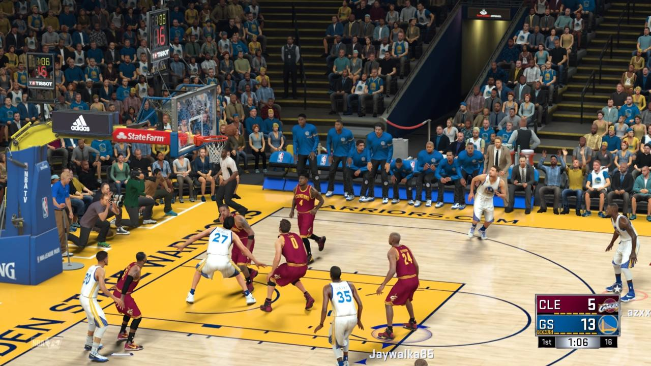 NBA 2K17 - بهترین بازی های ps4
