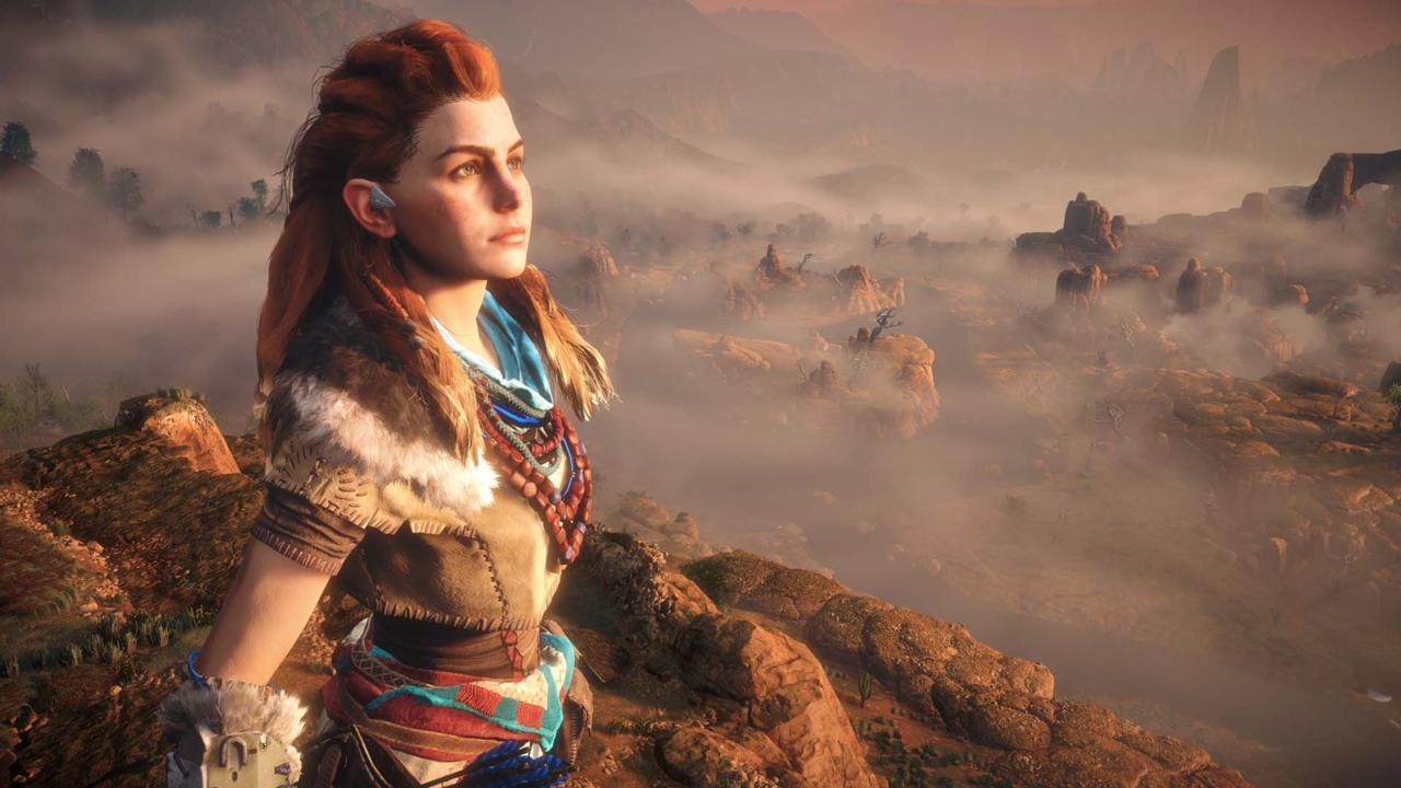 Horizon: Zero Dawn - بهترین بازی های ps4