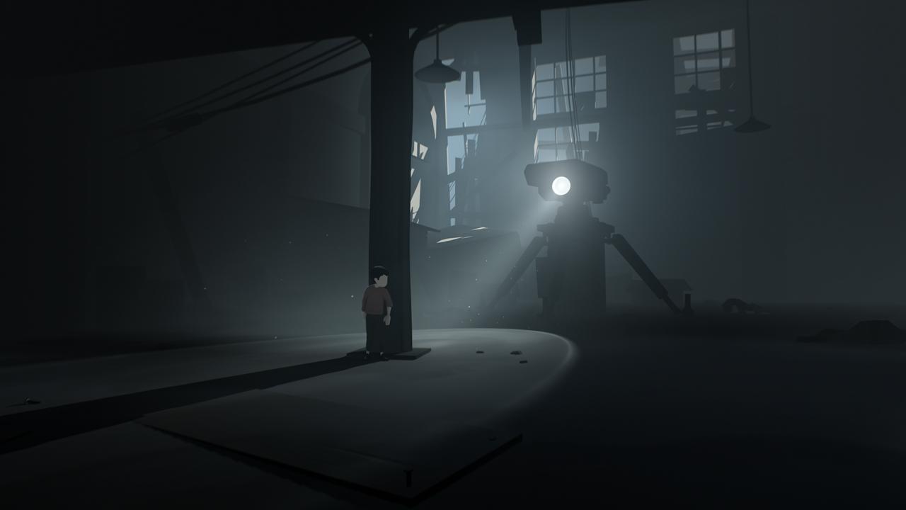 Inside - بهترین بازی های ps4
