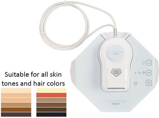 دستگاه لیزر خانگی Illuminage Touch Device