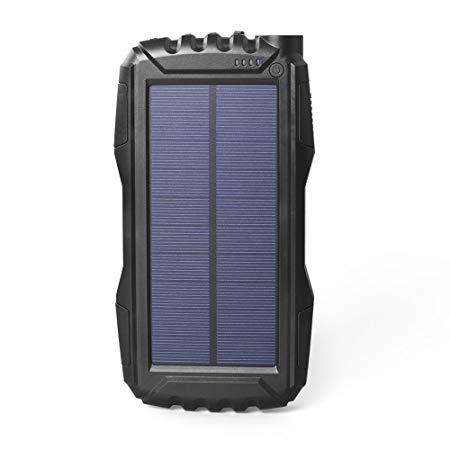 پاوربانک خورشیدی Soluser (بیست و پنج هزار میلی آمپر)