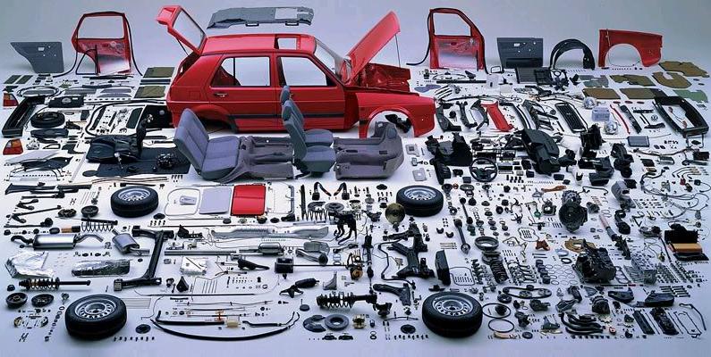 کاربرد پرینتر سه بعدی در صنعت خودروسازی