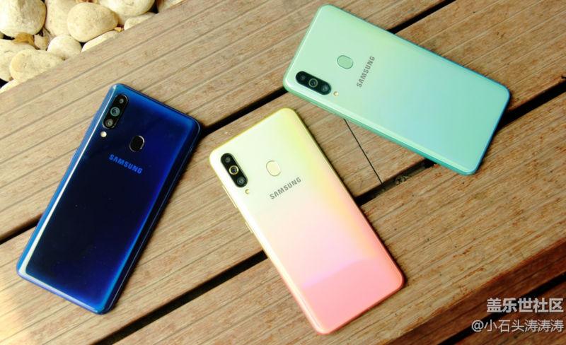 حافظه داخلی و پردازنده های گوشی Galaxy A60