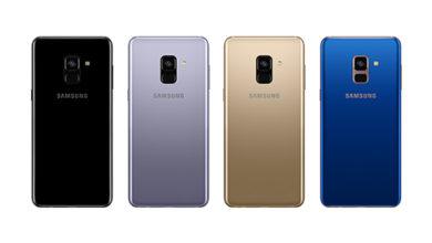 گوشی Samsung Galaxy A8 2018