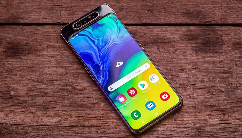 گوشی Samsung Galaxy A80