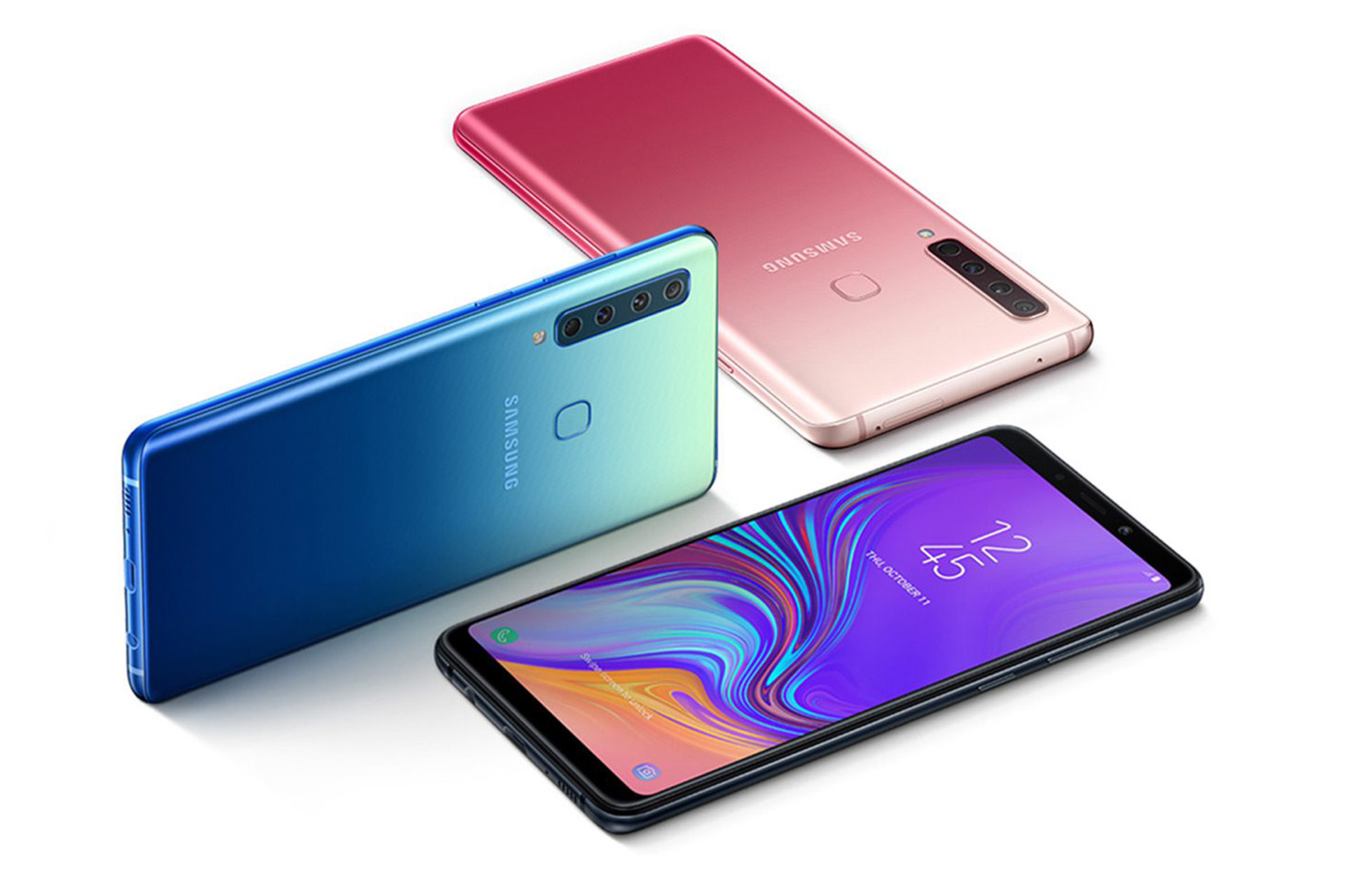 گوشی Samsung Galaxy A9 2018