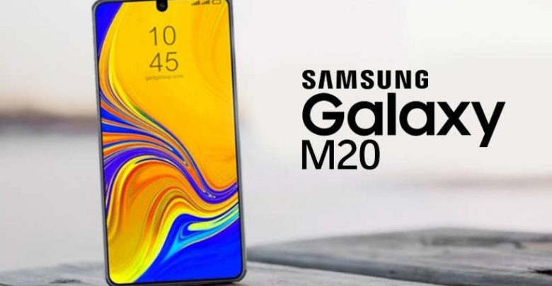 گوشی Samsung Galaxy M20
