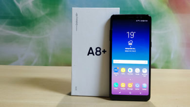 گوشی Samsung Galaxy A8 plus 2018