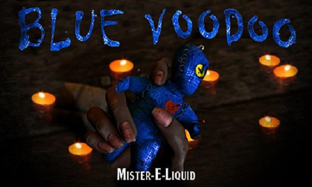 بهترین جویس - Blue Voodoo از برند Mister-E-Liquid