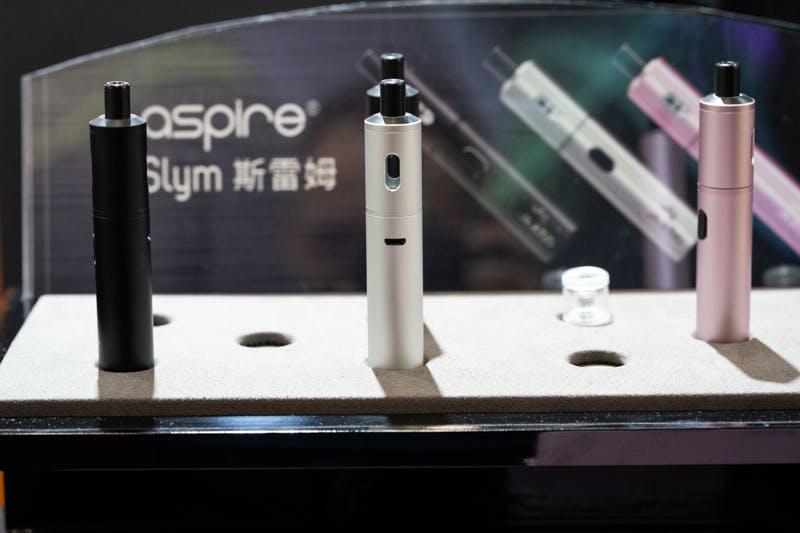 Aspire - نمایشگاه ویپ