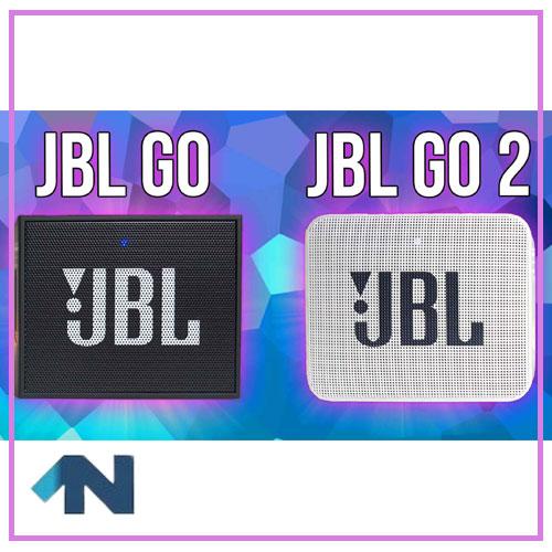 مقایسه اسپیکر jbl go با اسپیکر jbl go2