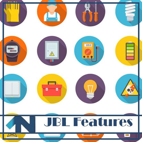 مشخصات فنی اسپیکر jbl