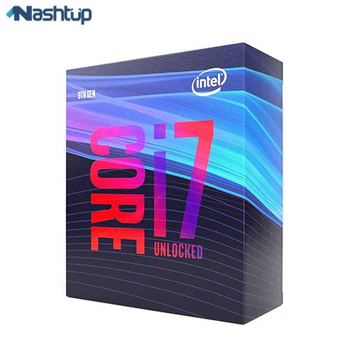 پردازنده مرکزی اینتل مدل Core i7-9700K :