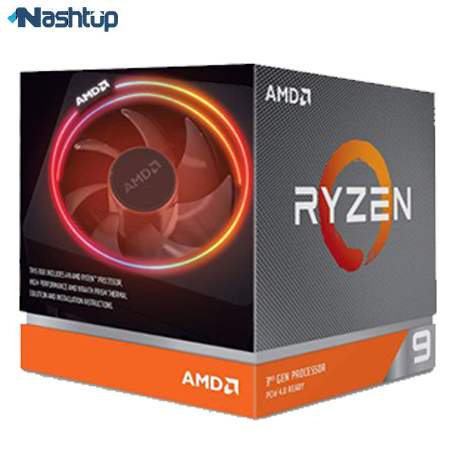 پردازنده مرکزی ای ام دی مدل Ryzen 9 3900X :