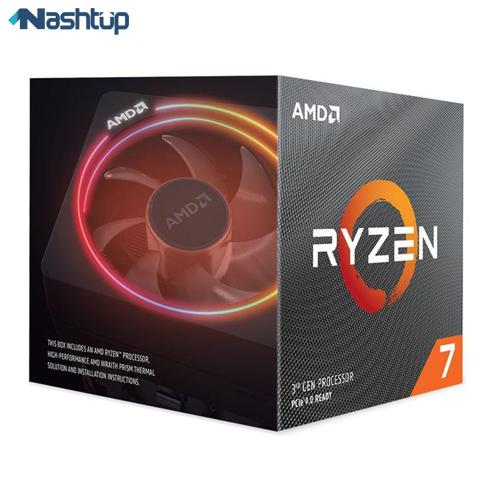 پردازنده مرکزی ای ام دی مدل Ryzen 7 3700X :