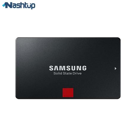 بهترین حافظه SSD ، انتخابی برای رابط SATA 3 : سامسونگ مدل 860 Pro