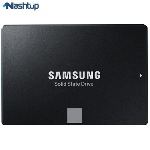 بهترین حافظه SSD ، بهترین انتخاب اقتصادی : سامسونگ مدل 860 Evo