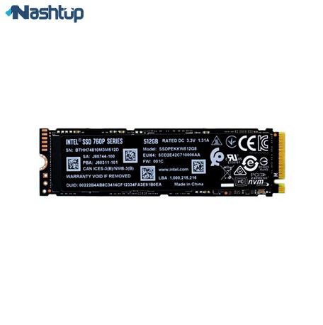 بهترین حافظه SSD ، انتخاب درایو بوت : اینتل سری 760p