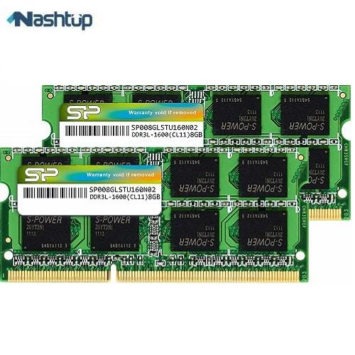 رم لپ تاپ سیلیکون پاور مدل SP008GLSTU160N02 :