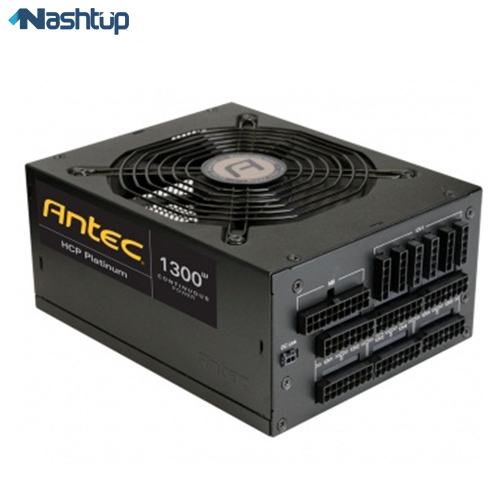 منبع تغذیه کامپیوتر آنتک مدل HCP-1300 Platinum