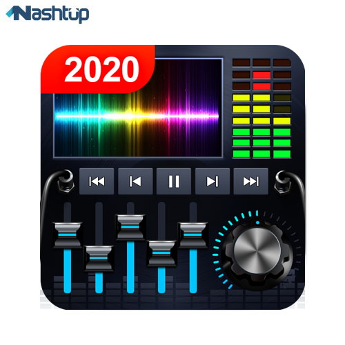 اپلیکیشن Music Equalizer :