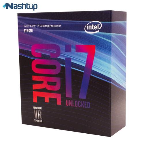 پردازنده مرکزی اینتل مدل Core i7-8086K :