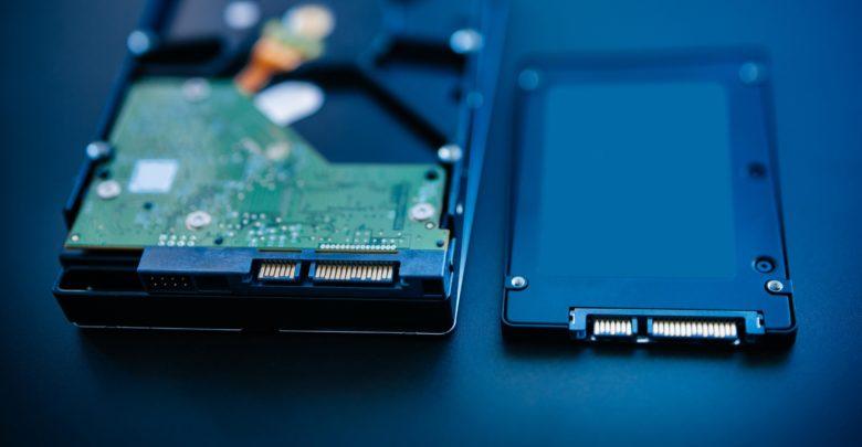 تفاوت حافظه HDD و SSD