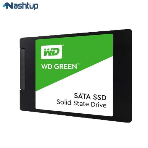 اس اس دی اینترنتال وسترن دیجیتال مدل Green ظرفیت ۴۸۰ گیگابایت :