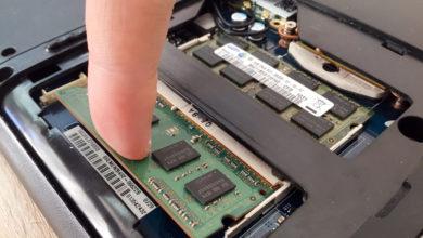 رم لپ تاپ چیست؟